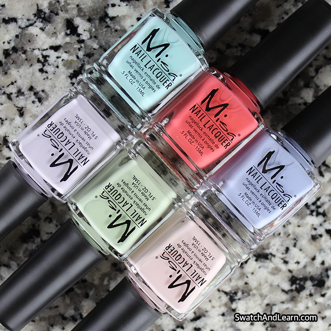 Misa Pastel Me All About It Spring 2016 Collection