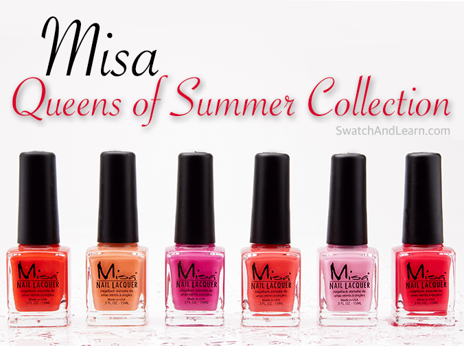 Misa Queens of Summer Collection