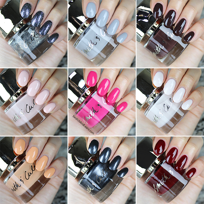 Smith & Cult Nail Polish Swatches