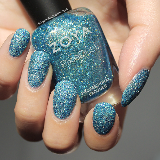 Zoya Bay Review Swatch Swatches
