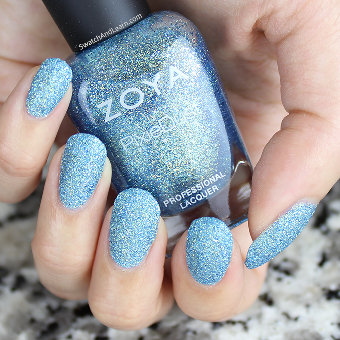 Zoya Bay Swatch Review