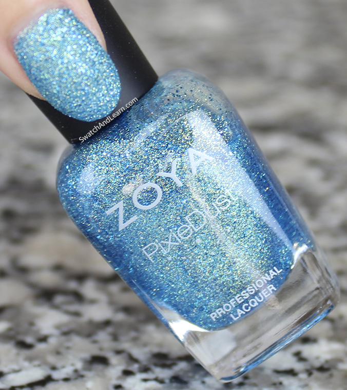 Zoya Bay Swatch Seashells Collection Swatches