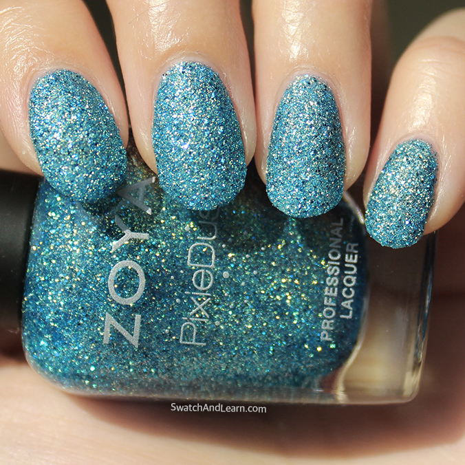 Zoya Bay Swatch Swatches