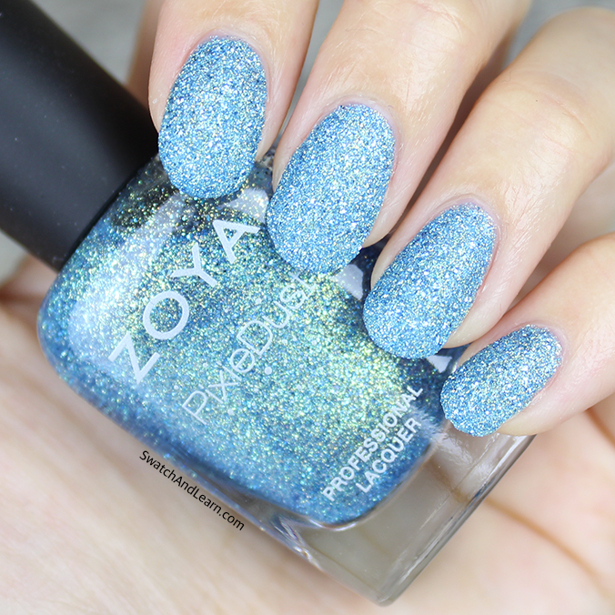 Zoya Bay Swatches Review