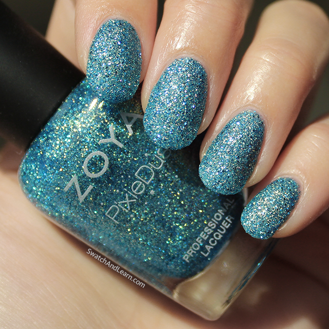 Zoya Bay Swatches Swatch