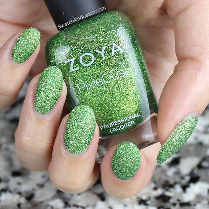 Zoya Cece Swatch Review
