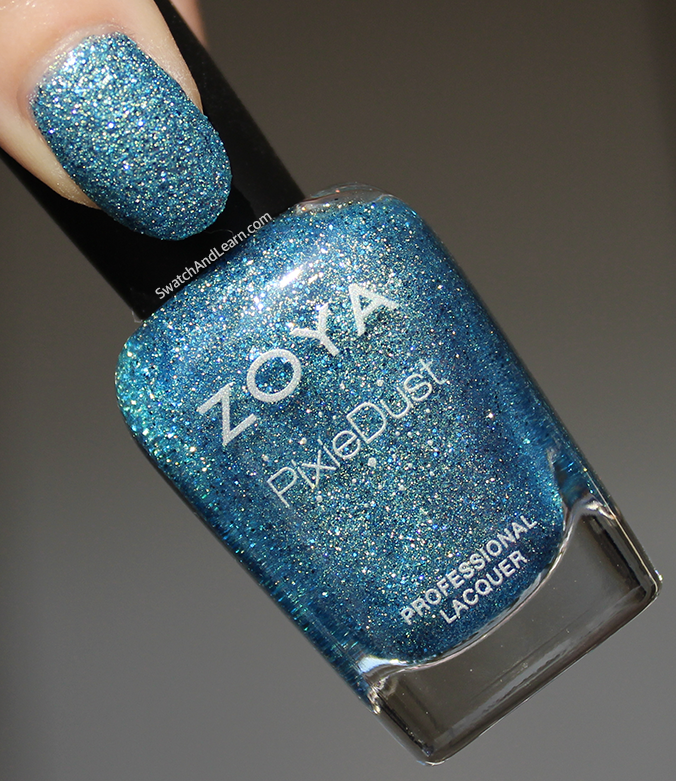 Zoya PixieDust Bay Review