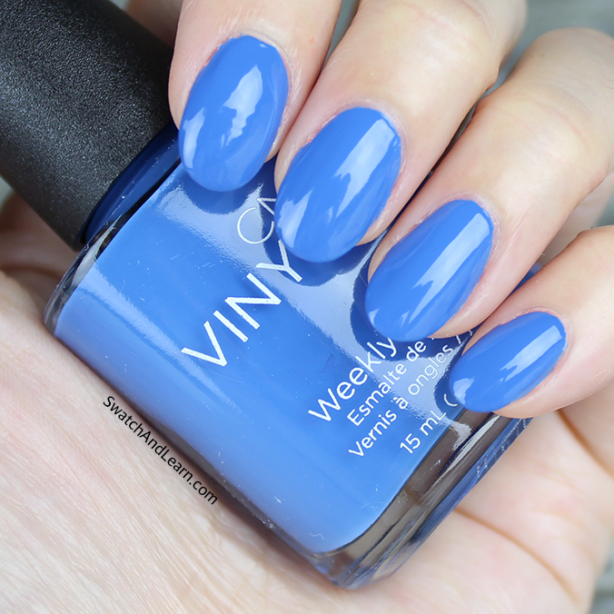 CND Vinylux Date Night Swatch