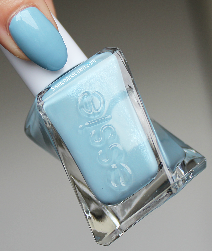 Essie First View Gel Couture Swatches