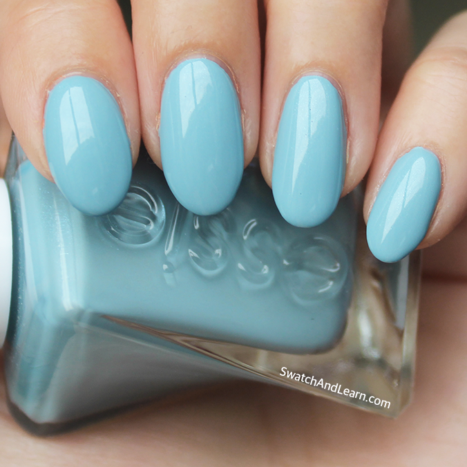 Essie First View Swatches Reivew Gel Couture
