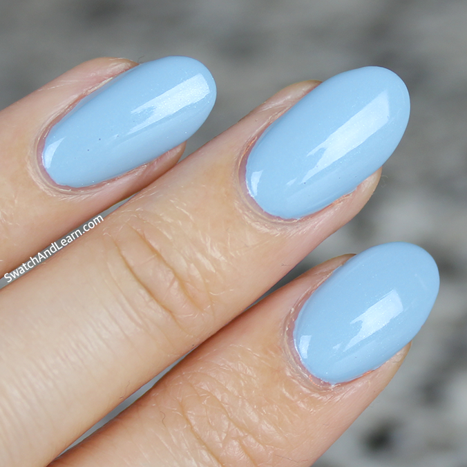 Essie Gel Couture First View Swatch Review