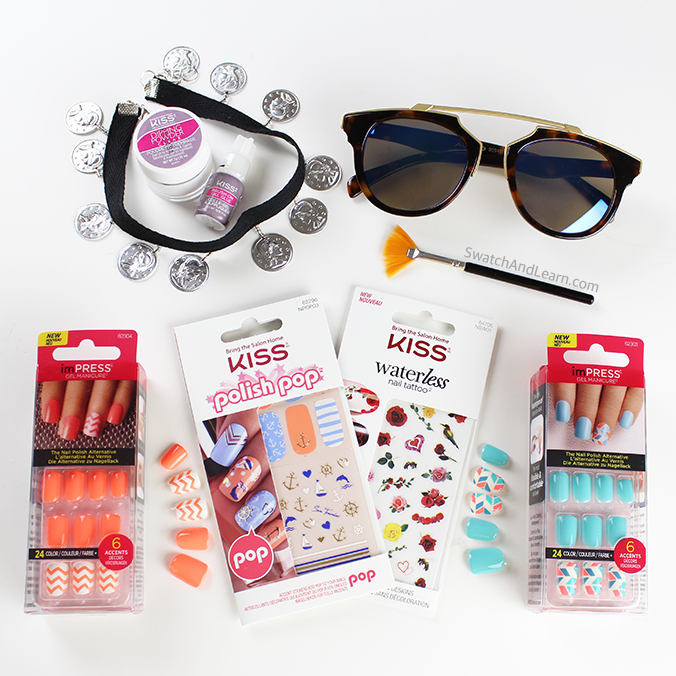 KISS Festival Beauty Survival Kit