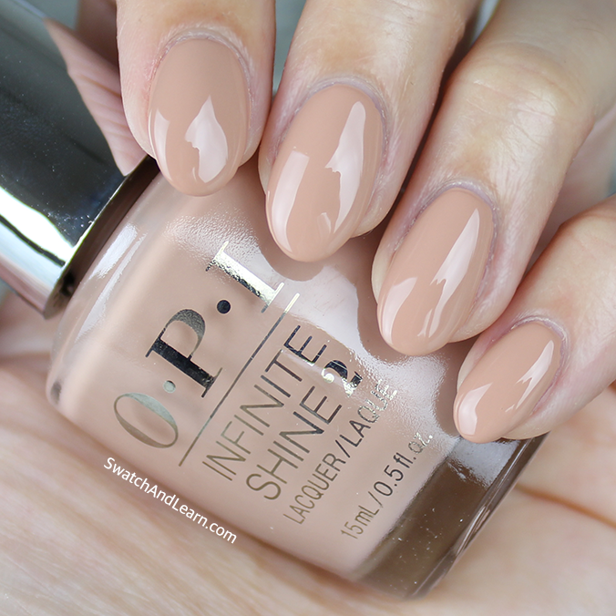 OPI Infinite Shine No Stopping Zone
