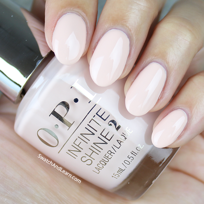 OPI Infinite Shine Staying Neutral on This One