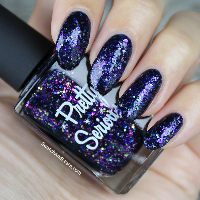 Pretty Serious Dupe Swatch Serious Business Collection