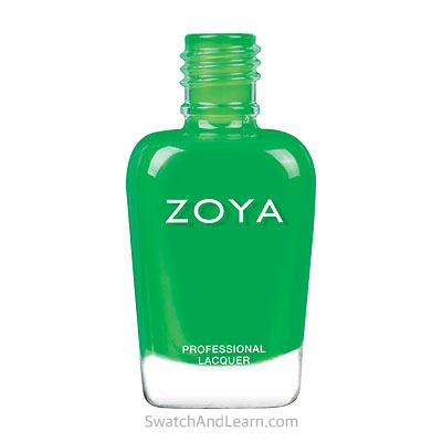 Zoya Evergreen Zoya Ultrabrites Collection