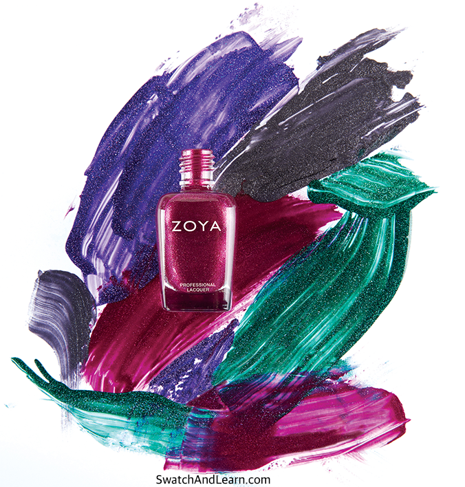 Zoya Urban Grunge Collection Fall Winter 2016