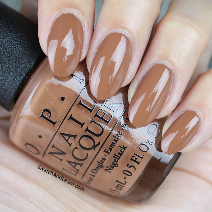 OPI Inside the Isabelletway Swatch Washington DC Collection Swatches