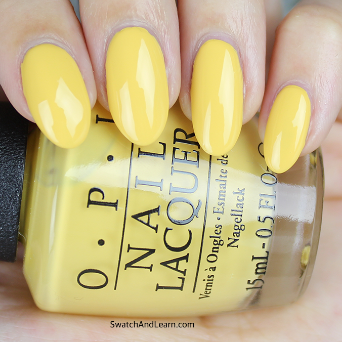 OPI Never a Dulles Moment Swatch Review