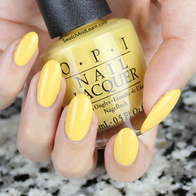 OPI Never a Dulles Moment Swatches Washington DC Collection