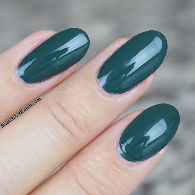 OPI Stay Off the Lawn Swatches