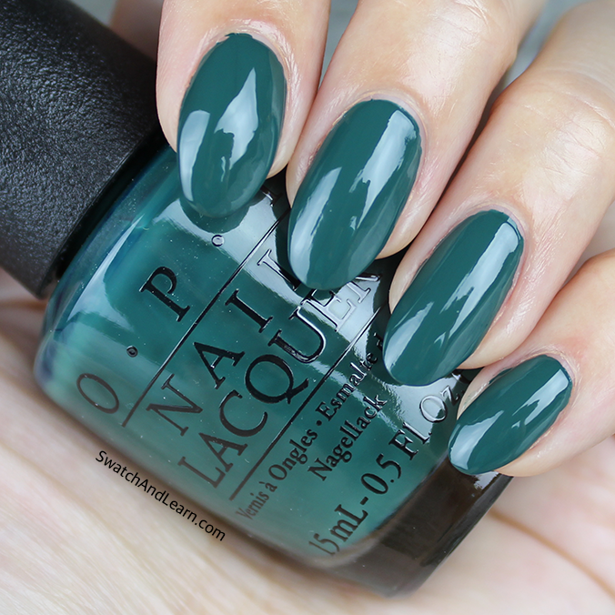 OPI Stay off the Lawn Swatch Washington DC Collection Swatches