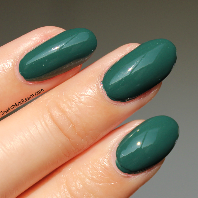 Stay Off the Lawn OPI Swatch