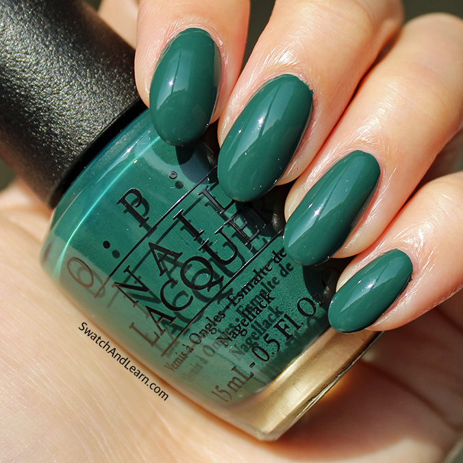Stay Off the Lawn OPI Swatches Review
