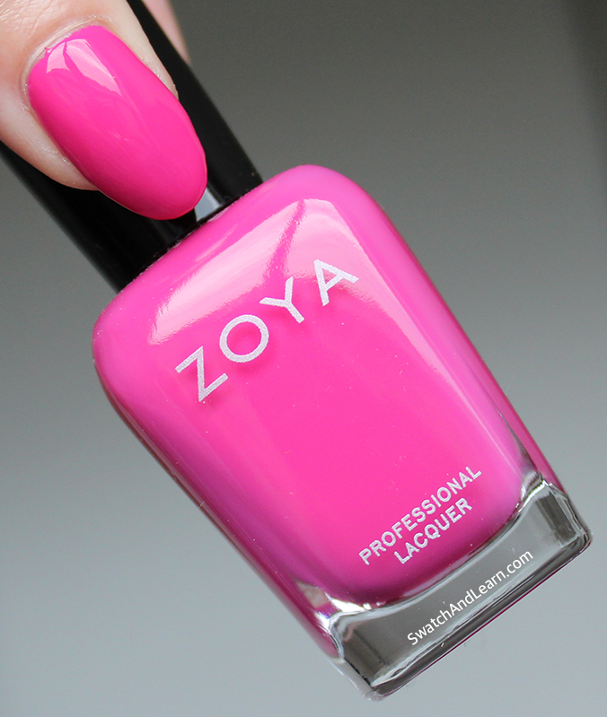 Zoya Brynn Swatch Review Swatches