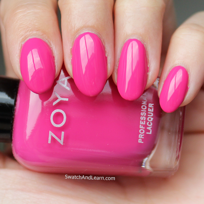 Zoya Brynn Swatches Sunsets Collection
