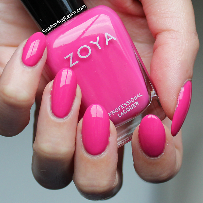 Zoya Brynn Zoya Sunsets Collection Swatches
