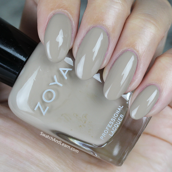 Zoya Noah Swatch Urban Grunge Collection Swatches