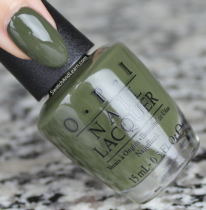 OPI Suzi The First Lady of Nails Review
