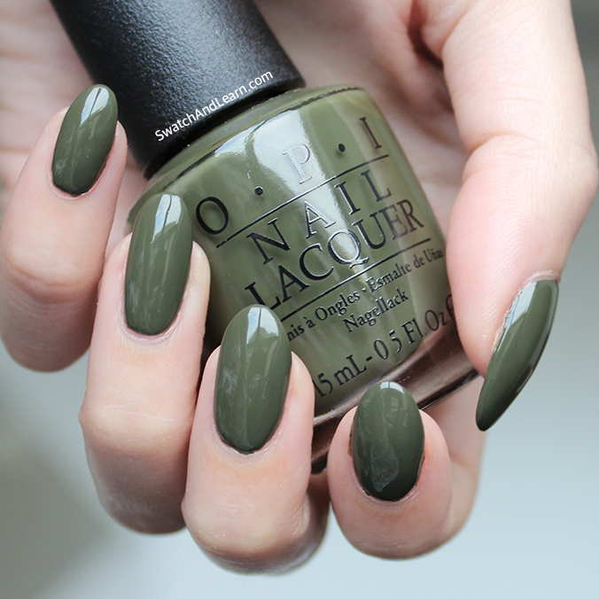 OPI Suzi The First Lady of Nails Swatch Swatches Pictures