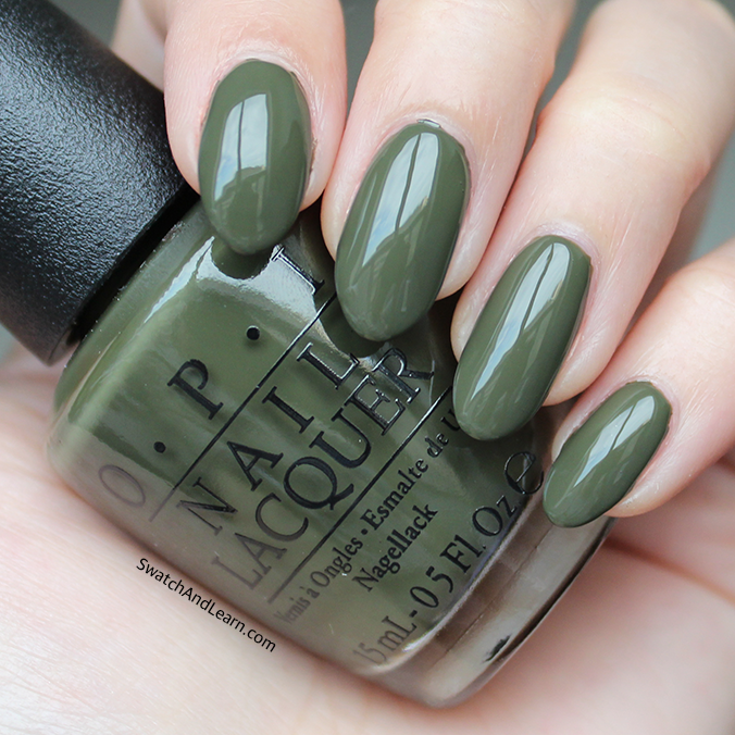 OPI Suzi The First Lady of Nails Swatch Washington DC Collection Swatch