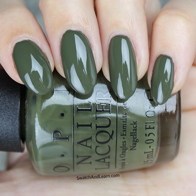 OPI Suzi The First Lady of Nails Swatches Swatch Review