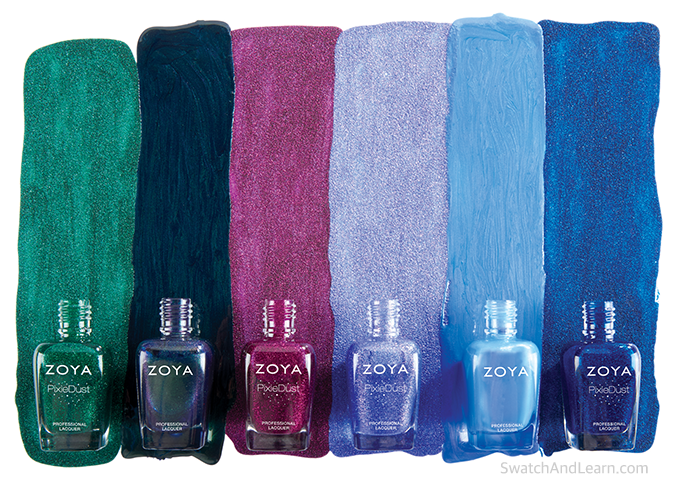 Zoya Enchanted Collection 2016