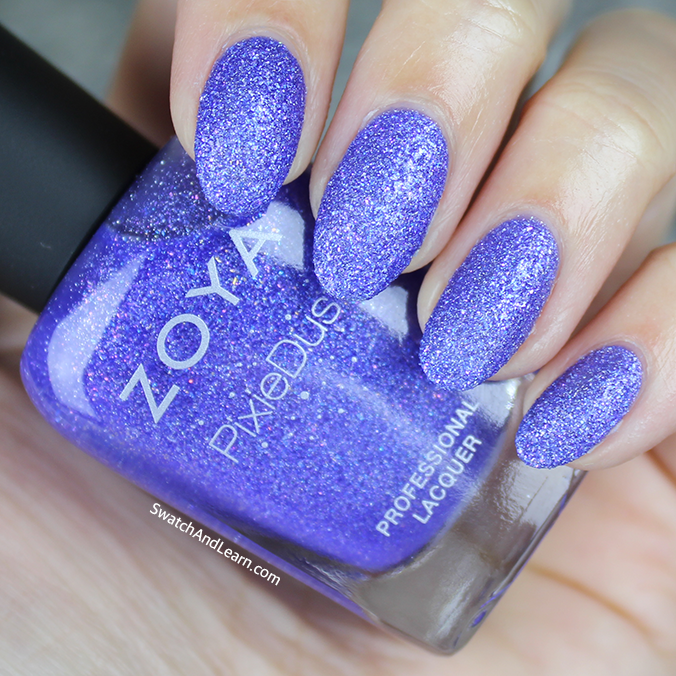 Zoya Alice Swatch Zoya Enchanted Collection Swatches