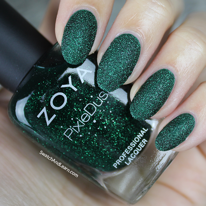 Zoya Elphie Swatch Zoya Enchanted Collection Swatches