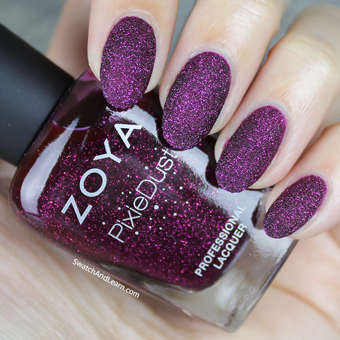 Zoya Lorna Swatch Zoya Enchanted Collection Swatches