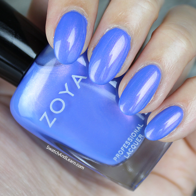 Zoya Saint Swatch Zoya Enchanted Collection Swatches