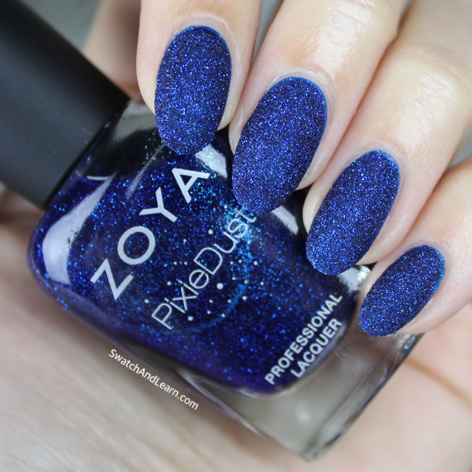 Zoya Waverly Swatch Zoya Enchanted Collection Swatches