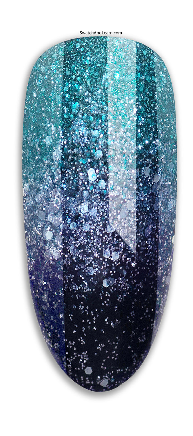 CND New Wave Collection Nail Art