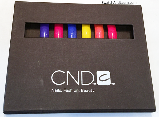 CND New Wave Swatches