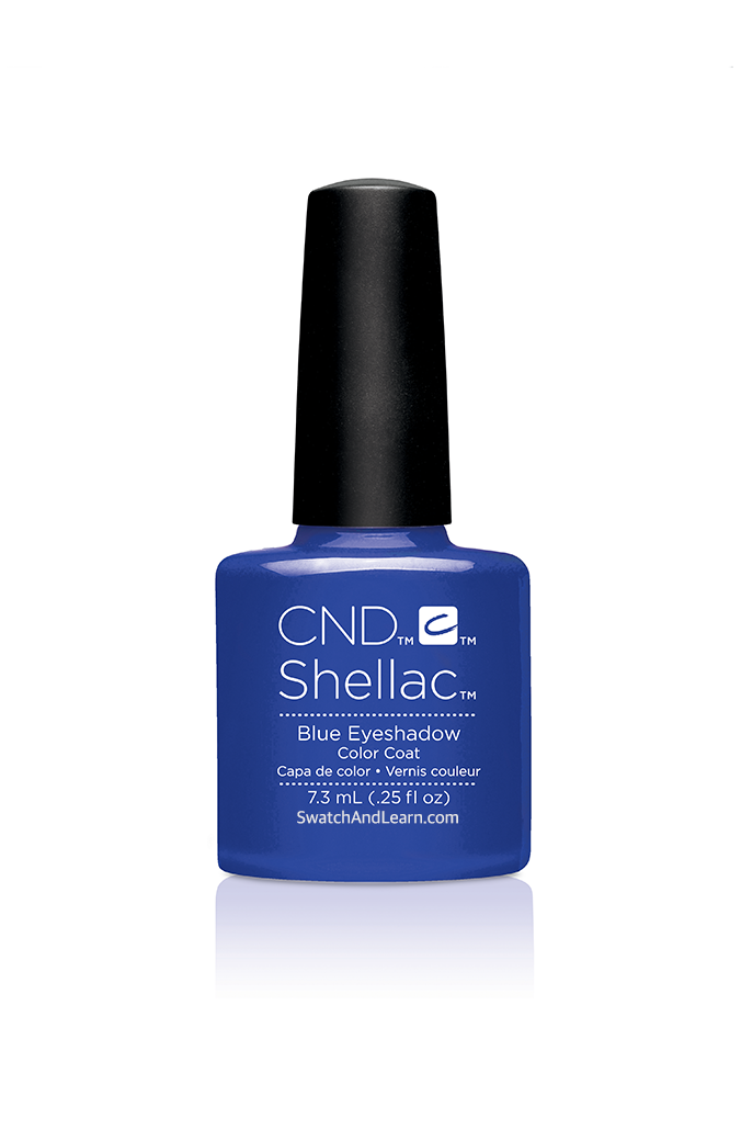 CND Shellac New Wave Collection Blue Eyeshadow