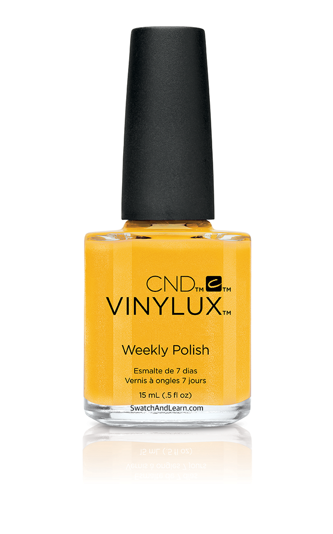 CND Vinylux New Wave Collection Banana Clips