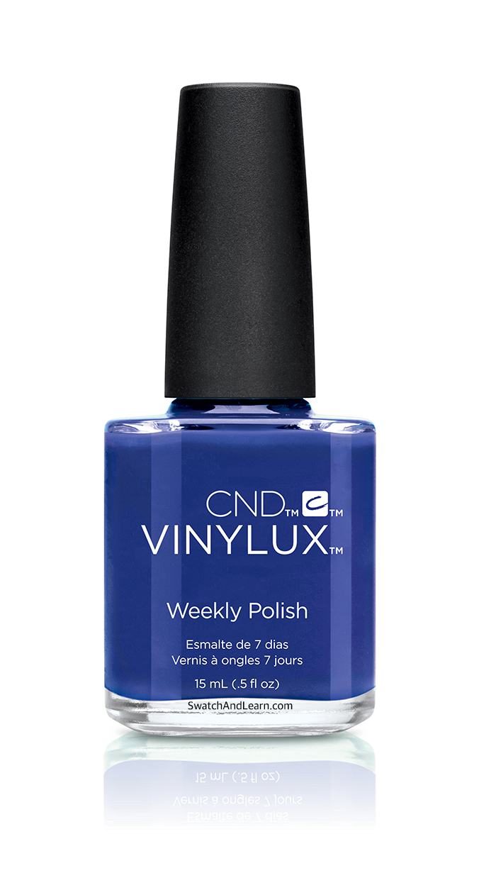 CND Vinylux New Wave Collection Blue Eyeshadow