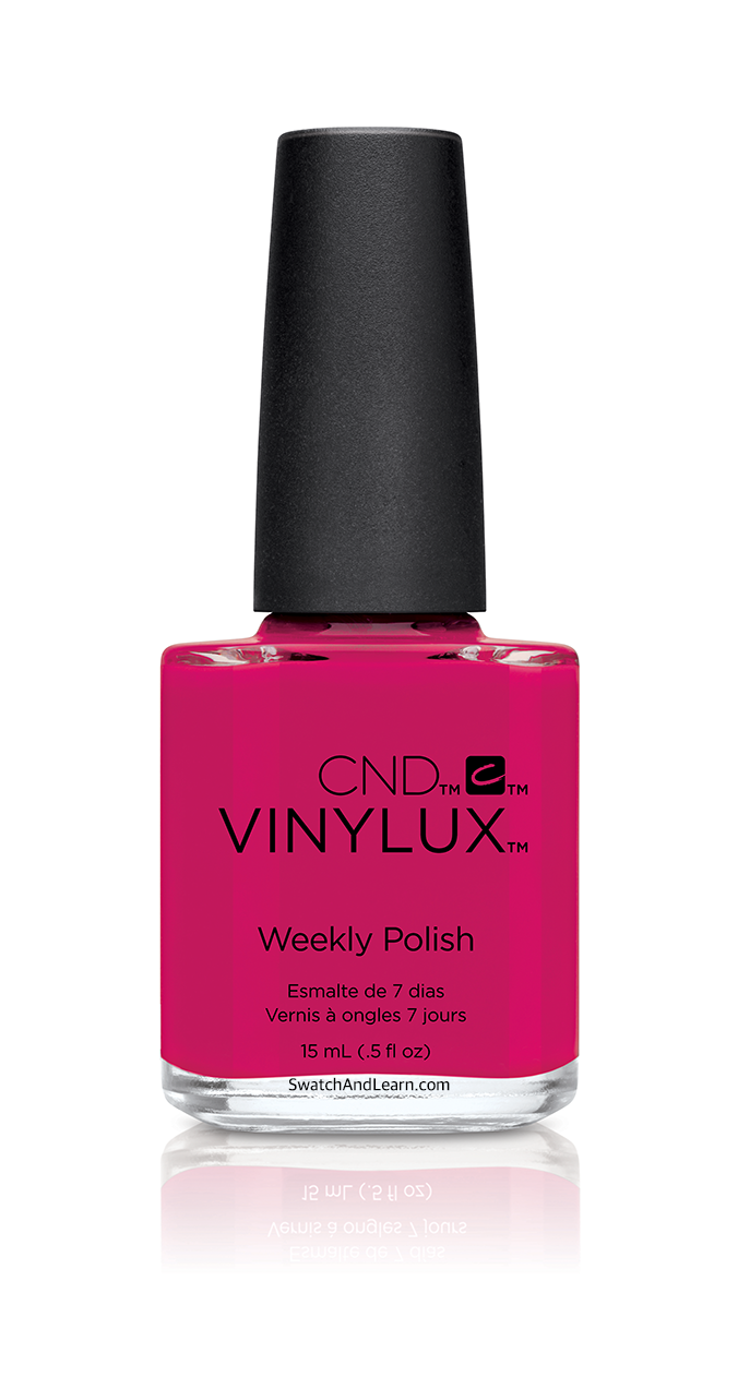 CND Vinylux New Wave Collection Pink Leggings