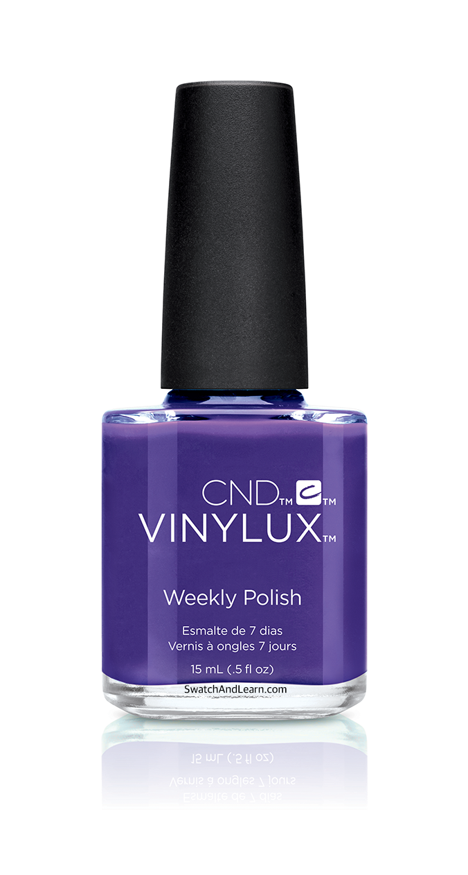 CND Vinylux New Wave Collection Video Violet