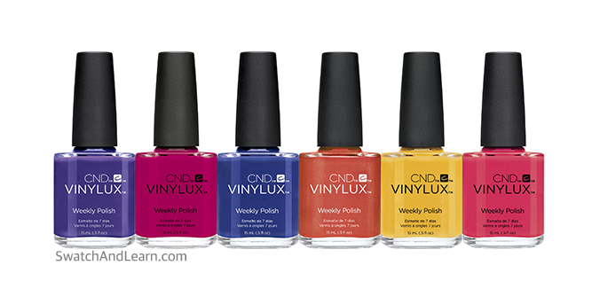 CND Vinylux New Wave Collection